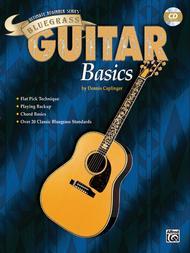 Bluegrass Guitar Basics Sheet Music by Dennis Caplinger