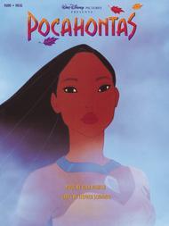 Pocahontas Sheet Music by Alan Menken