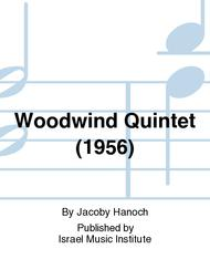 Woodwind Quintet Sheet Music by Jacoby Hanoch
