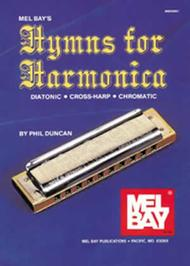Hymns for Harmonica Sheet Music by Phil Duncan