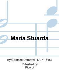 Maria Stuarda Sheet Music by Gaetano Donizetti