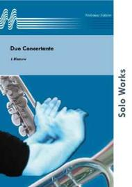 Duo Concertante Sheet Music by L Blaauw