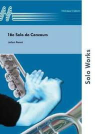 16e Solo de Concours Sheet Music by Julien Porret