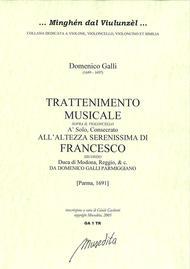 Trattenimento musicale ([Parma