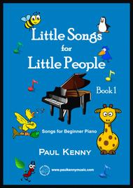 Little Songs for Little People by Paul Kenny Sheet Music by Paul Kenny