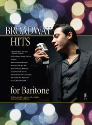 Broadway Hits for Baritone Sheet Music by Various
