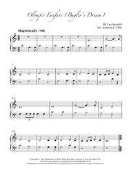 Bugler's Dream / Olympic Fanfare (Easy Piano) Sheet Music by Andrew Linn