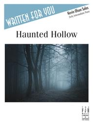 Haunted Hollow (NFMC) Sheet Music by Kevin Olson