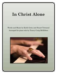 In Christ Alone (Piano Solo) Sheet Music by Avalon
