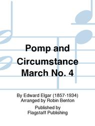 Pomp and Circumstance March No. 4 Sheet Music by Edward Elgar