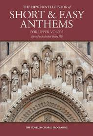 The New Novello Book Of Short & Easy Anthems Sheet Music by David Hill