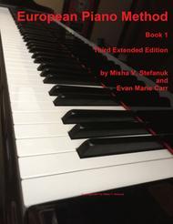 European Piano Method (Easy Piano Classics) Sheet Music by Misha V. Stefanuk