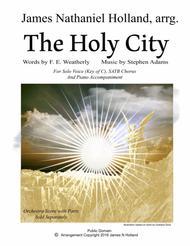 The Holy City for (Tenor) Mezzo Soprano Voice