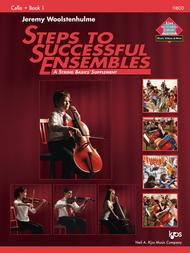Steps to Successful Ensembles - Book 1 - Cello Sheet Music by Jeremy Woolstenhulme