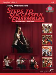 Steps to Successful Ensembles - Book 1 - String Bass Sheet Music by Jeremy Woolstenhulme