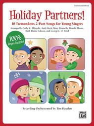 Holiday Partners! Sheet Music by Sally K. Albrecht