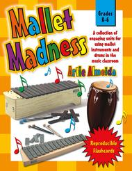 Mallet Madness Sheet Music by Artie Almeida