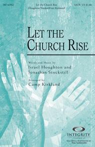 Let the Church Rise Sheet Music by Jonathan Stockstill