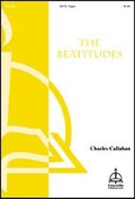 The Beatitudes Sheet Music by Charles E. Callahan Jr.