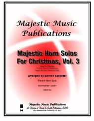 Majestic Horn Solos for Christmas