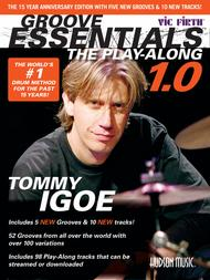 Groove Essentials - The Play-Along Sheet Music by Tommy Igoe