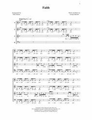 Faith Sheet Music by George Michael