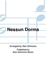 Nessun Dorma Sheet Music by Alan Simmons