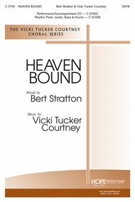 Heaven Bound Sheet Music by Vicki Tucker Courtney