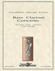 Concerto [full score & parts] Sheet Music by Geraldine Green