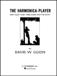 Harmonica Player Sheet Music by David Guion