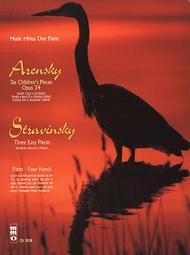 Arensky - 6 Pieces Enfantines