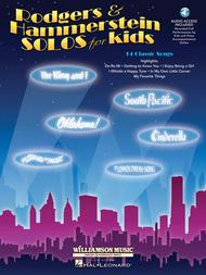 Rodgers & Hammerstein Solos for Kids Sheet Music by Richard Rodgers