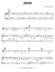Jesse Sheet Music by Janis Ian