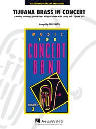 Tijuana Brass in Concert Sheet Music by Ted Ricketts