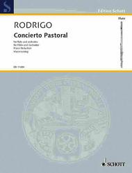 Concierto Pastoral Sheet Music by Joaquin Rodrigo