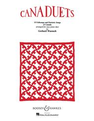 Canaduets Sheet Music by Gerhard Wuensch