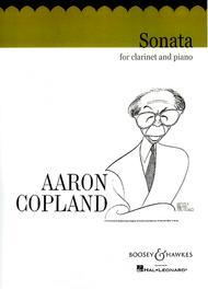 Sonata Sheet Music by Aaron Copland
