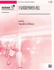 I Surrender All Sheet Music by Sandra Eithun