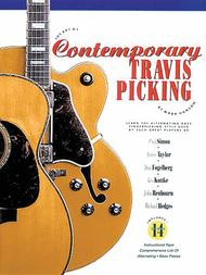 The Art Of Contemporary Travis Picking Sheet Music by Mark Hanson