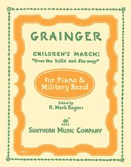 Children's March - Over the Hills and Far Away Sheet Music by Percy Aldridge Grainger