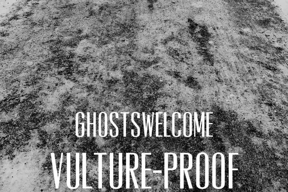 ghostswelcome - Vulture-Proof - Cover Art